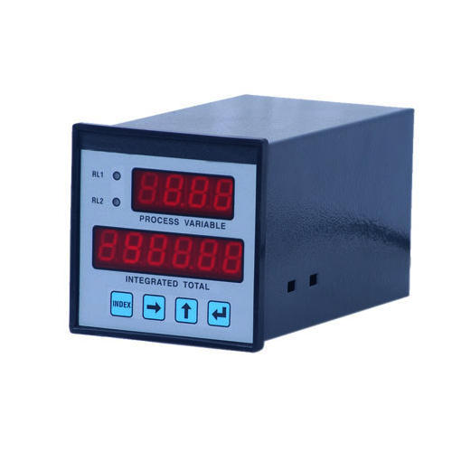 Flow Indicator Totalizer